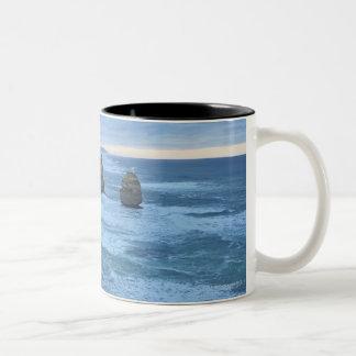 The Twelve Apostles, Great Ocean Road Two-Tone Mug