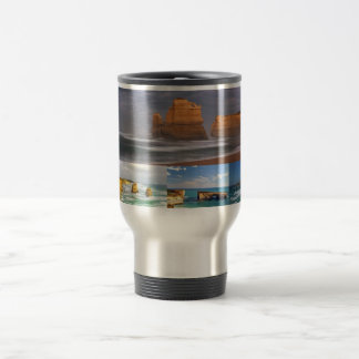 The Twelve Apostles Travel Mug