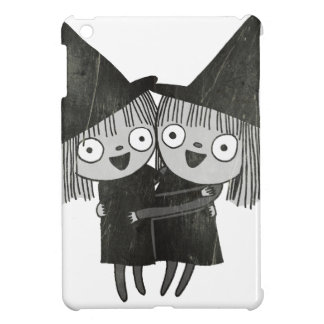 the twin witches iPad mini case