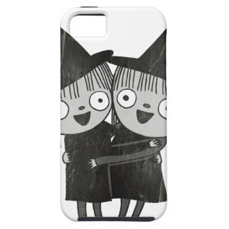 the twin witches iPhone 5 case