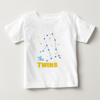 The Twins Baby T-Shirt