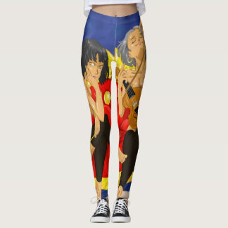 THE TWINS LEGGINGS