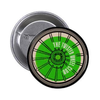 The Twisted Wheel Club 6 Cm Round Badge