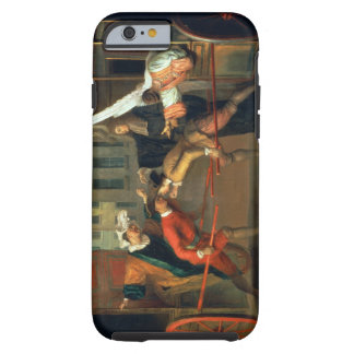 The Two Coaches, a scene added to the comedy 'The Tough iPhone 6 Case