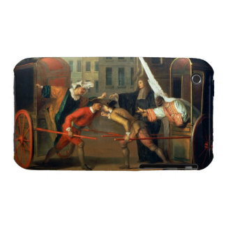 The Two Coaches, a scene added to the comedy 'The iPhone 3 Cover