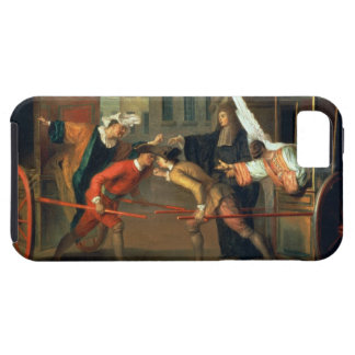 The Two Coaches, a scene added to the comedy 'The iPhone 5 Case