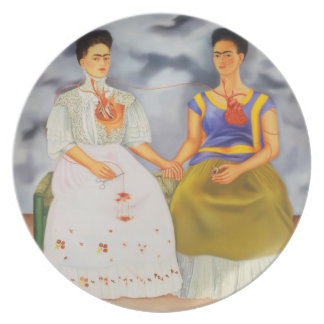 The Two Fridas Plate