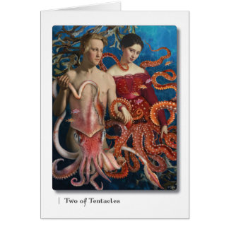 The Two of Tentacles Card