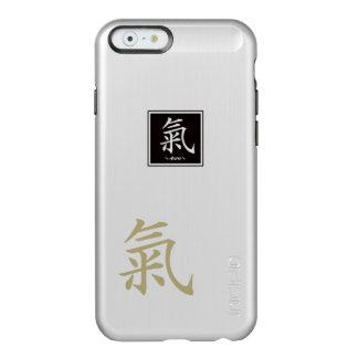 "The typography ""Aura "" of Kanji Incipio Feather® Shine iPhone 6 Case"