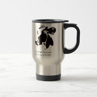 The u it does, travel mug