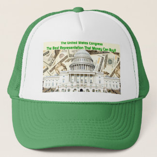 The U.S. Congress Trucker Hat