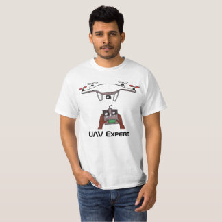 The UAV Drone pilot t-shirt