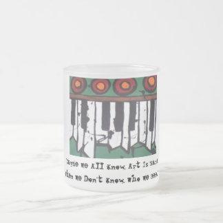 The Ugly Organ Coffee Mug (Version 2)