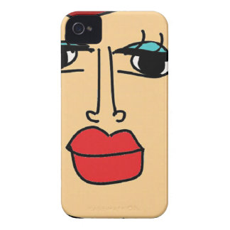 the ugly women iPhone 4 case
