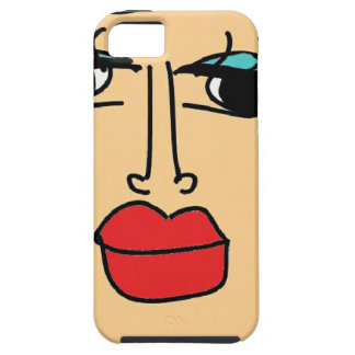 the ugly women iPhone 5 cover
