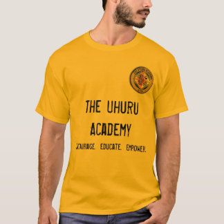 The Uhuru Academy I T-Shirt
