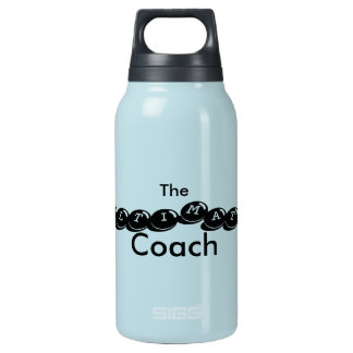 The Ultimate Coach Insulated Water Bottle