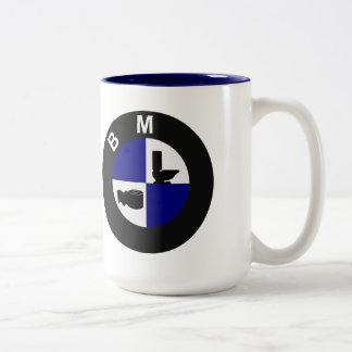 The Ultimate Digesting Experience Two-Tone Mug