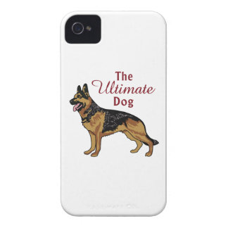 The Ultimate Dog iPhone 4 Case-Mate Cases