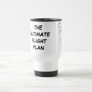 The Ultimate Flight Plan Travel Mug