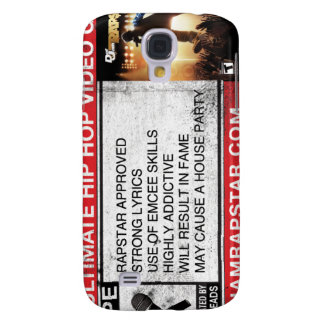 The Ultimate Hip-Hop Video Game Samsung Galaxy S4 Case