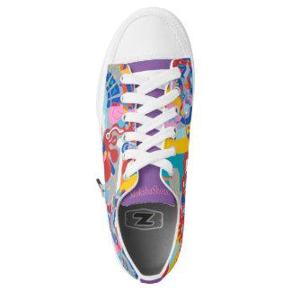 The Ultimate Pop Art Shoe