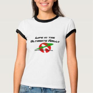 The Ultimate Rally Tee Shirt