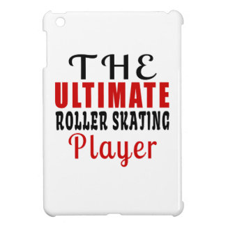 THE ULTIMATE ROLLER SKATING FIGHTER iPad MINI COVER