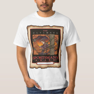 THE ULTIMATE SPORTSMAN ORA. T-Shirt