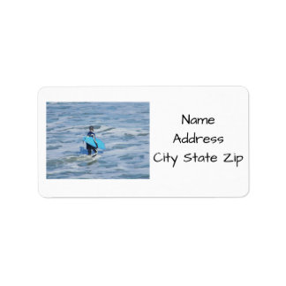 ***THE ULTIMATE SURFER'S**** ADDRESS LABEL