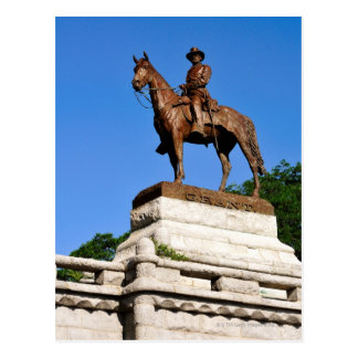 The Ulysses S. Grant statue atop the Grant Postcard