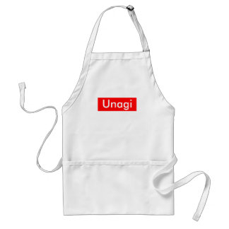 The Unagi Label Standard Apron