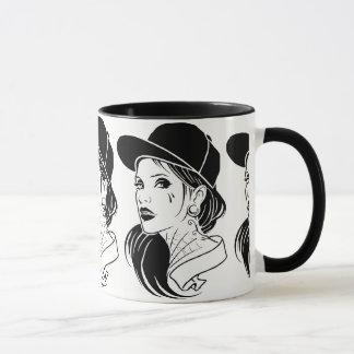 The Unconventional Girl Mug