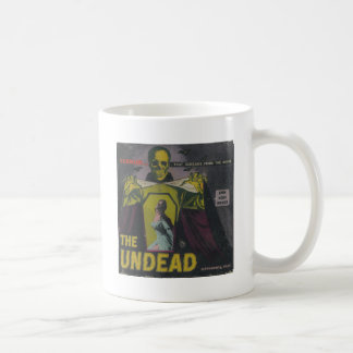 The Undead Zombie Movie Coffee Mug