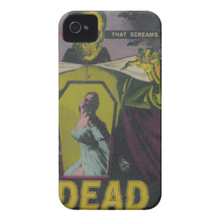 The Undead Zombie Movie iPhone 4 Cover