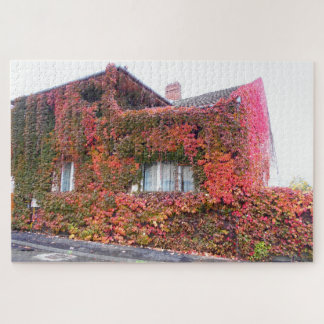 The Undercover House Jigsaw Puzzle