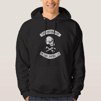The Unforgiven Skull Hoodie