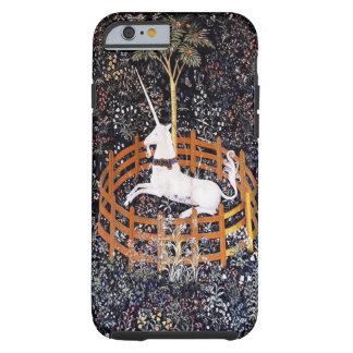 The Unicorn in Captivity iPhone 6 case Tough iPhone 6 Case