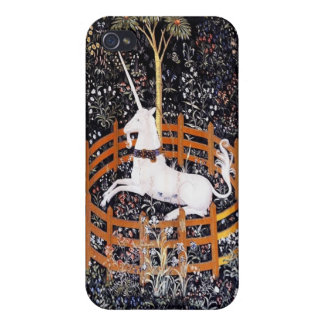 The Unicorn in Captivity iPhone 4/4S Cover