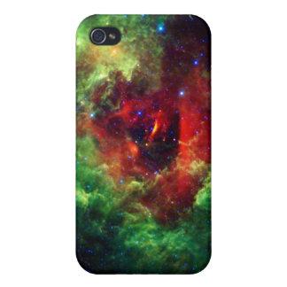 The Unicorns Rose Rosette Nebula iPhone 4/4S Case
