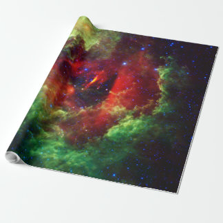 The Unicorns Rose Rosette Nebula Wrapping Paper