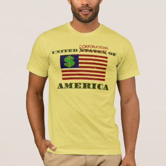 THE UNITED CORPORATIONS OF AMERICA T-Shirt