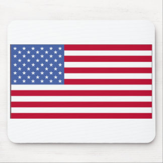 The United States flag. Mouse Pad