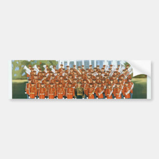 The United States Marine Band at the 'White House' Bumper Sticker