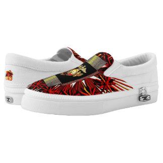The United States Marine Corps (USMC) Slip-On Shoes