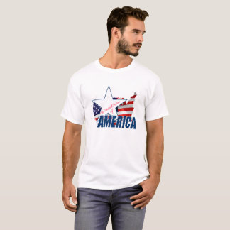 The United States Of America 4th of July T-Shirt