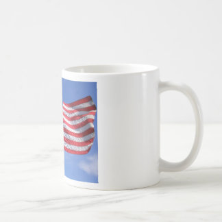 The United States Of America Flag Coffee Mugs