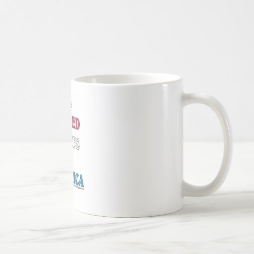 the United States of America Mugs
