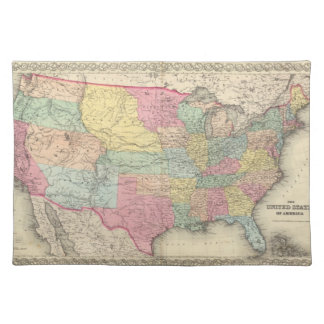 The United States Of America Place Mat