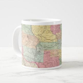 The United States Of America Jumbo Mugs